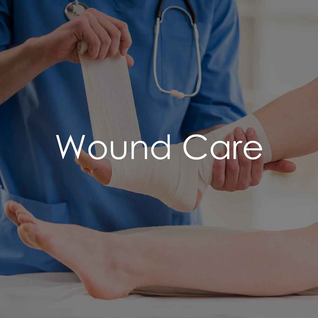 Services - Wound Care